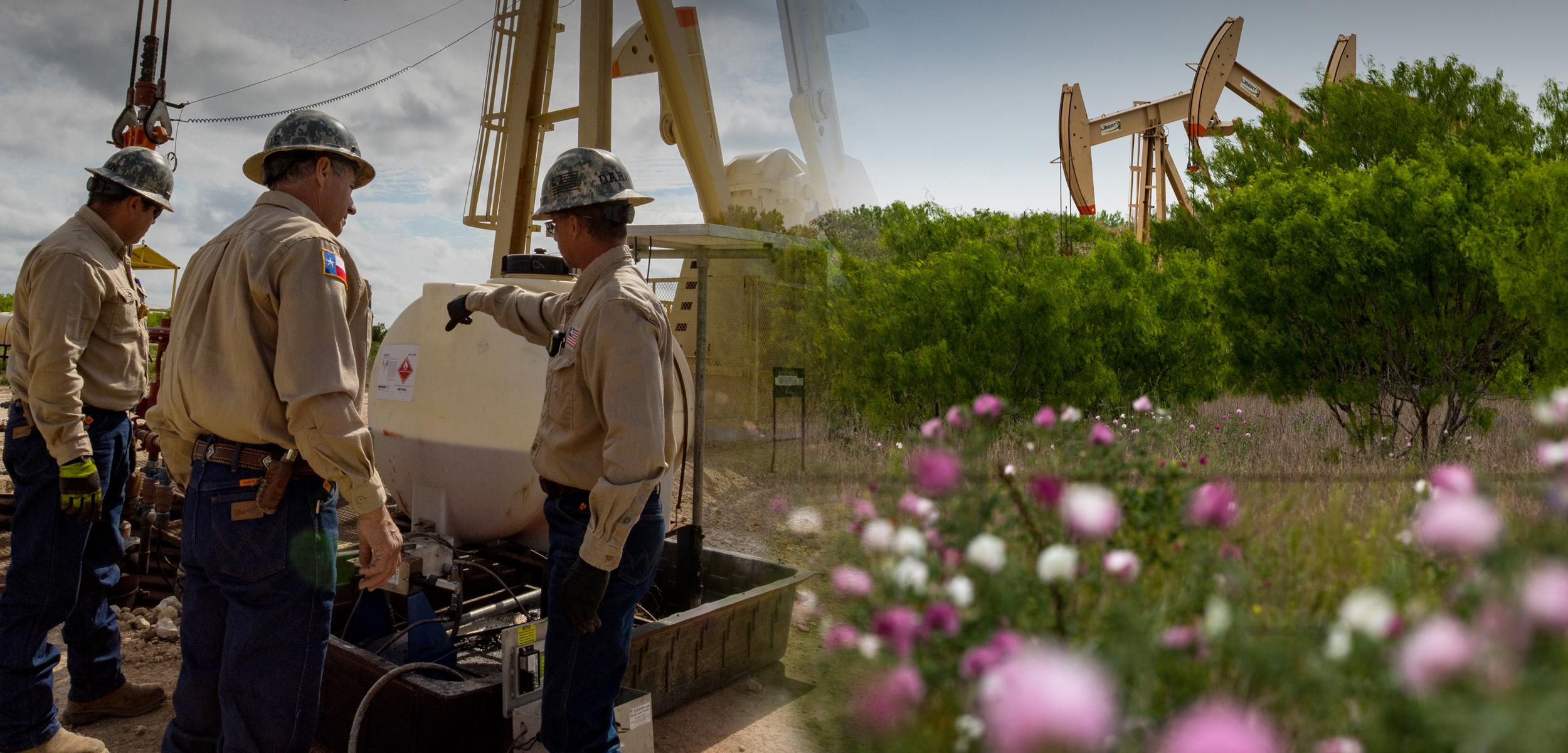 Texas American Resources Company | Experienced Oil & Gas Professionals
